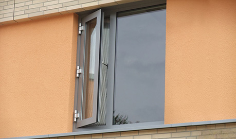 Breakout resistant window METAS®