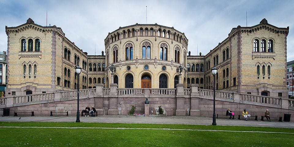 Stortinget Norway.